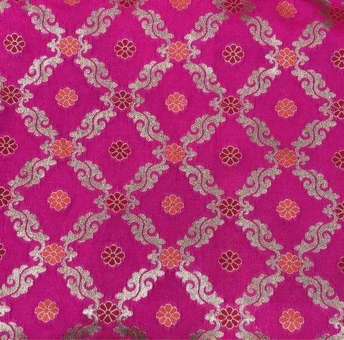 Meena Design Jacquard Fabric