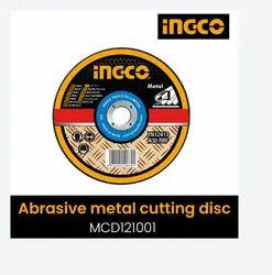 Ingco MCD121001 Abrasive Metal Cutting Disc