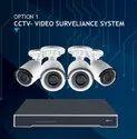 CCTV 4 Camera Systems
