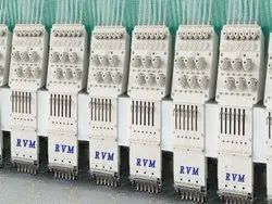 Rvm Multi-Head Embroidery Machine