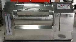 Semi Automatic Commercial Side Loading Washing Machine