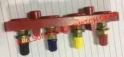 4 Pin DMC Moulding