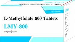 LMY-800 L-Methylfolate 800 Tablet