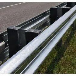 Steel Road Barrier