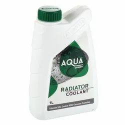 Aqua Green Coolant