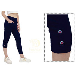 Black Roll Pants