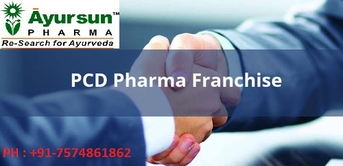 Brand Ayurvedic pharma pcd franchise in pan india