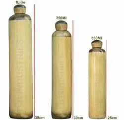 Bamboo Water Bottles