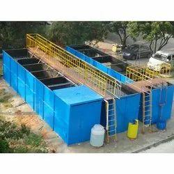 Membrane Bioreactor Based STP, Voltage: 220 V