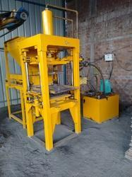 Manually Operated Fly Ash Bricks Making Machine