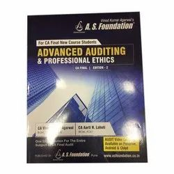 Advanced Auditing and Professional MCQ Books