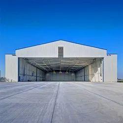 Prefab Helicopter Hangars