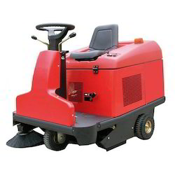 Vacuum Sweeping Machine Atom