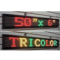 TECHON Multi Color Display Board