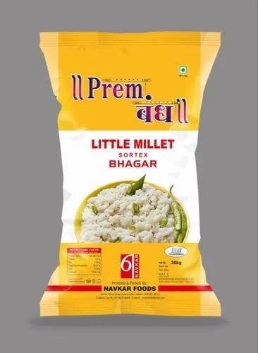 Little Bhagar Rice Millet