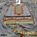 Heavy Zaam Cotton Dress Material