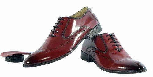 b5740f8b8418 Exotic Italian Leather Shoe