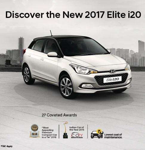 Hyundai Elite I20 Cars