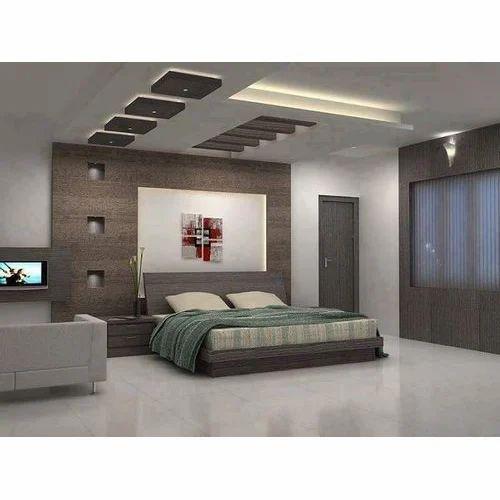 Modern Master Bedroom Designing Service in Sector 16 ...