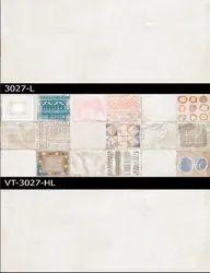 Glue Series 3027 (L, HL) Hexa Ceramic Tiles