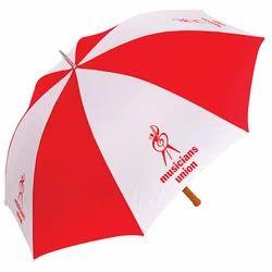 Dual Color Advertising Golf Umbrella