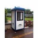 Single Person FRP Portable Security Cabin