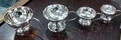 High Gloss Regular Silver Deepak, Size: 2