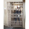 Heavy Duty CI Collapsible Gate