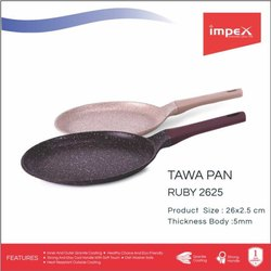Non StickTawa Pan (Ruby 2625)