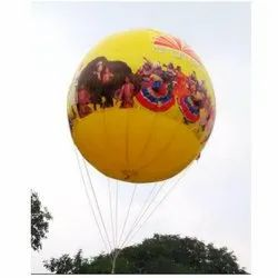 Banner Publicity Balloon, in Nearby Locations