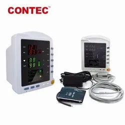 Contec CMS5100 Patient Monitoring Device, LCD, 2-3 Hours