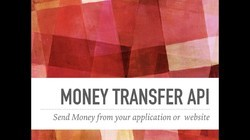 Money Transfer API Service