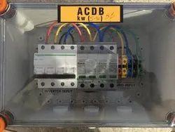 Solar ACDB Three Pahse Box