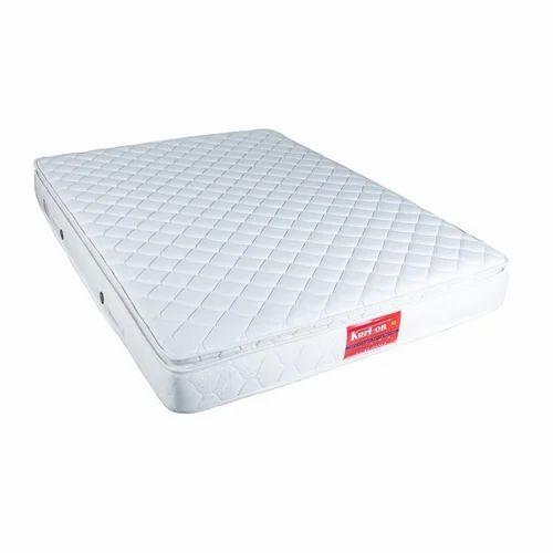 318e458e8 White Kurl-on Memory Foam Bed Mattress