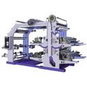 Paper Roll To Roll Flexo Printing Machines