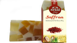 Chip Saffron Handmade Soap