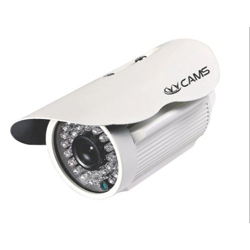 VV-4672 Cams Analog Bullet Night Vision Camera for Outdoor Use