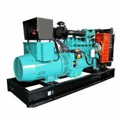 Electric Water Cooling Diesel Generator, Power: 125 kVA