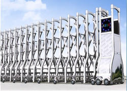 Automatic Flexible Gates