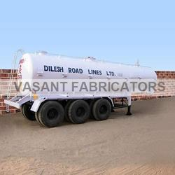 Stainless Steel Tankers