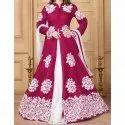 Nathy Creation Ladies Floor Length Anarkali Suit