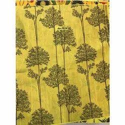 Rayon Digital Printed Fabric