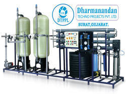 Automatic RO (Reverse Osmosis) Plant for Mineral Water