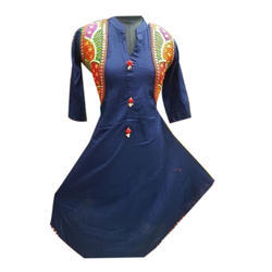 Ladies Cotton Jacket Kurti