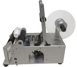 Semi-Automatic Sticker Labeling Machine