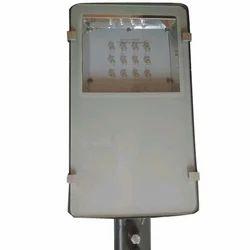 Solar LED Street Light With Li-on Battery