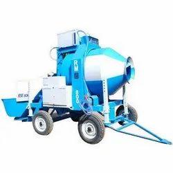 Mobile Concrete Batching Plant Rm1050