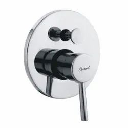 Channel Stainless Steel Single Lever Diverter for Bathroom Fitting