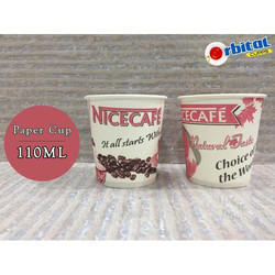 110 ml Paper Cup