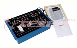 Characteristics of Solar Cell Trainer
